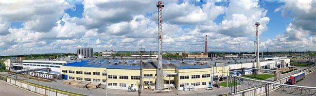 1 октября завод ЗАО Таркетт в
