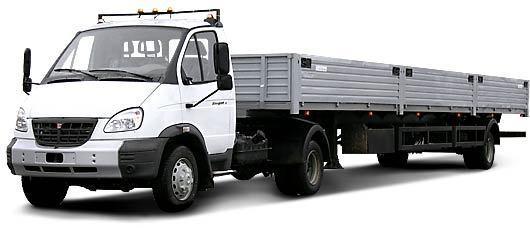 Комплектуется...  ПиК-АВТО: продажа автопоезда на базе валдая ГАЗ 33106.  Доставка по России!