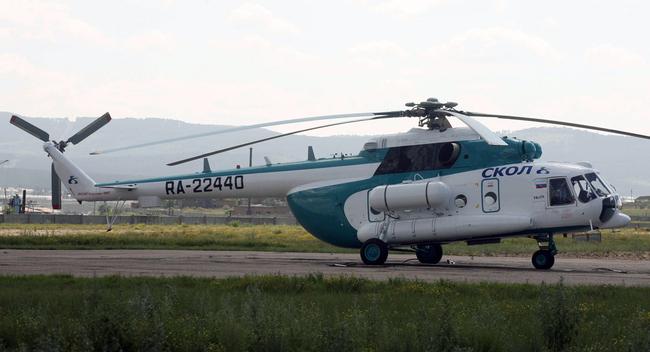 (С) фото Вертолеты России (кликабельно)