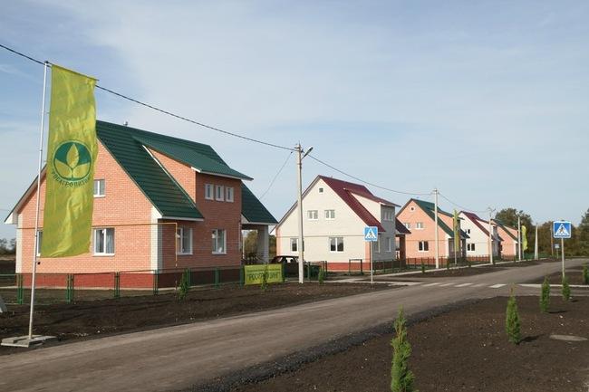 поселок в Рязанской области