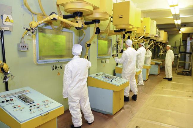 """Переработка отработанного ядерного топлива © """"Вестник Атомпрома"""""""