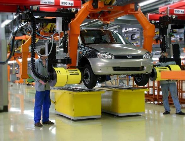 Продажи Lada продолжают расти