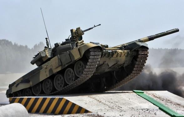 «Рособоронэкспорт» получил заказ на танки от Индии