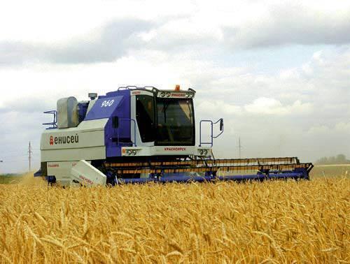 В Приморье закупают новую сельхозтехнику