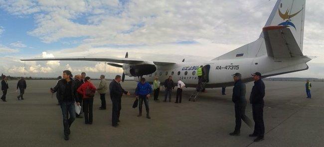 технический рейс