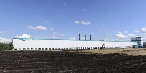 строительство производства БОПП в Томске