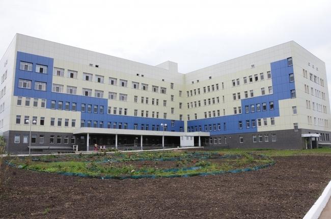 перинатальный центр Саратовской области открыт в декабре 2011 года
