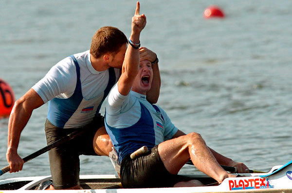 Коровашков и Штыль – чемпионы Европы