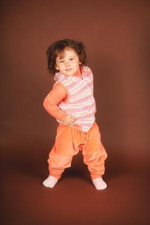 детская одежда, комплект из велюра
