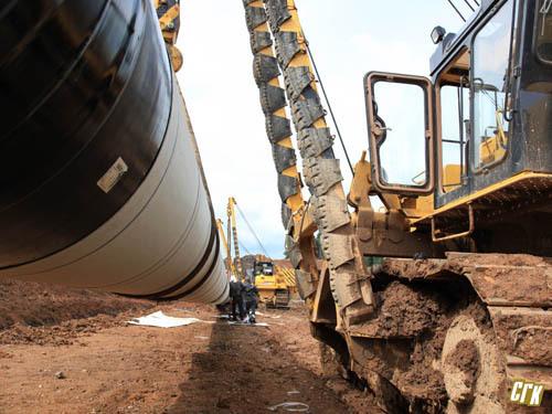Газопровод Крым-Кубань запустят в 2018 году
