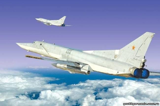 В России началось масштабное учение дальней авиации