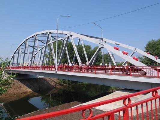 Новому мосту жители Кунгура