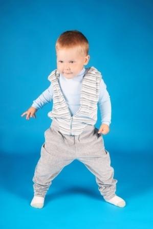 детская одежда, комплет из велюра