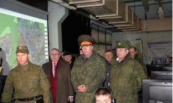 В Твери продемонстрировали образцы оборудования для перспективного Центра боевой подготовки СВ