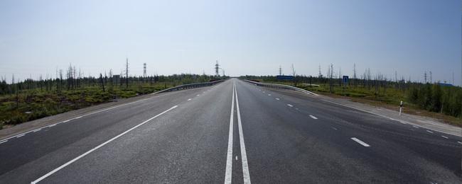 автотрасса Сургут – Когалым