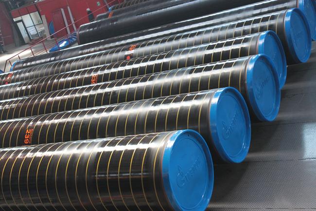 Картинки по запросу ЧТПЗ успешно освоила производство труб большого диаметра