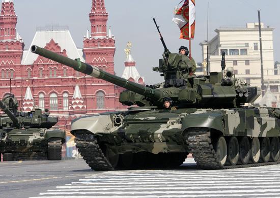 Таманская и Кантемировская танковые дивизии воссозданы в России» в ...
