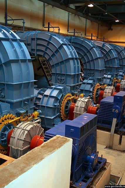 малая ГЭС «Ляскеля» стала первой в Карелии электростанцией, введенной эксплуатацию по программе, которую реализует в республике компания ЗАО «Норд Гидро»