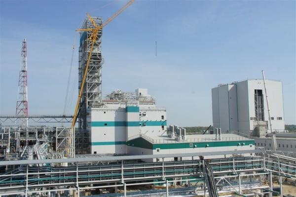 Строительство нефтехимического проекта «Тобольск-Полимер» находится на финишной прямой