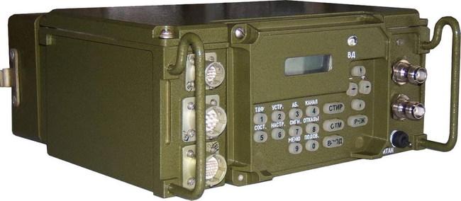 Абонентская многоканальная радиостанция СВЧ-диапазона Р-168МРАЕ