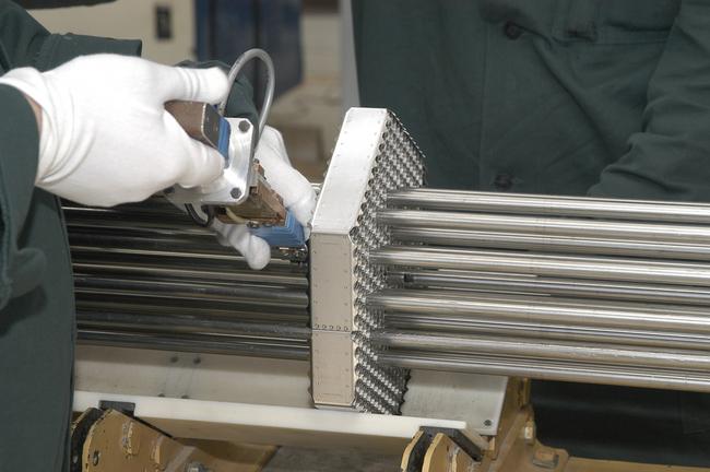 Тепловыделяющая сборка TVS-2M