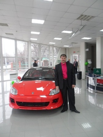 Стартовали продажи TAGAZ AQUILA по цене 415 000 рублей.