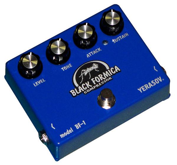 гитарный компрессор-сустейнер Black Formica BF-1