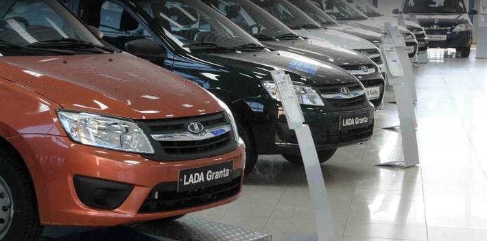 Продажи новых автомобилей в России выросли впервые за два года