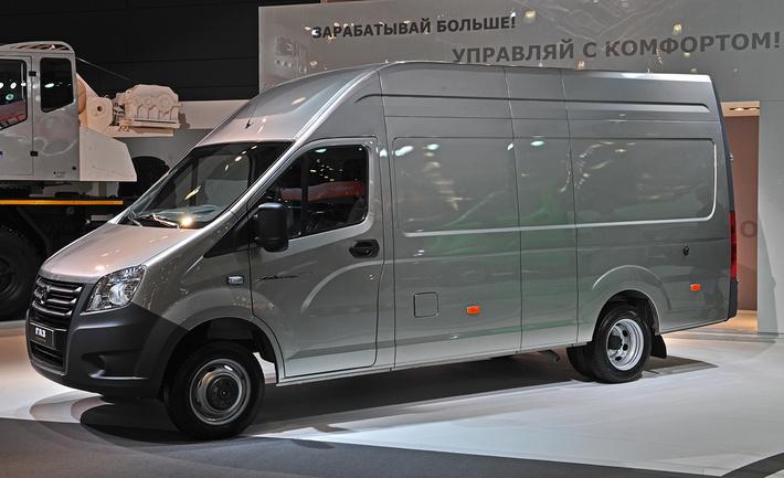 Фургон Газель Next стал победителем конкурса Автомобиль года в России 2017