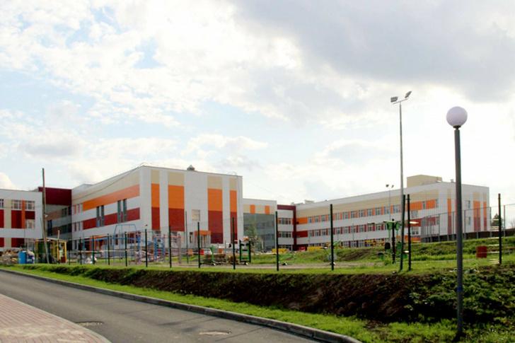 Завершилось строительство школы в «Южных Воротах». СИБДОМ