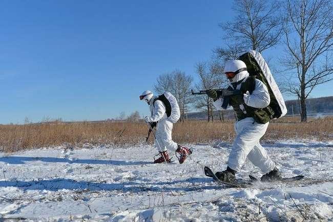 В Российской Армии впервые появятся арктические стрелки