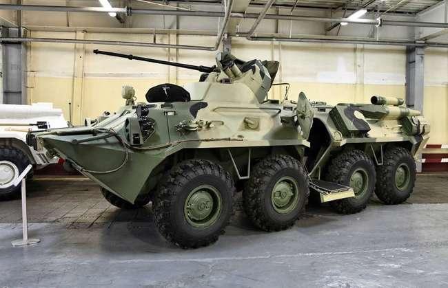 Новые бронетранспортеры для армии