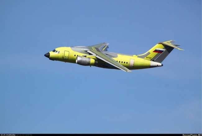 Третий Ан-148 для ВВС России
