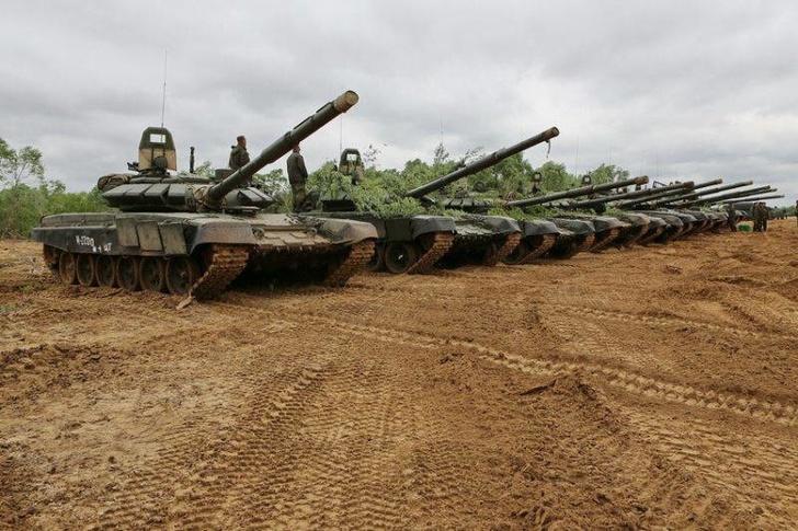 В 2018 году ВС РФ получили около 4 тыс. единиц бронетанкового вооружения и техники