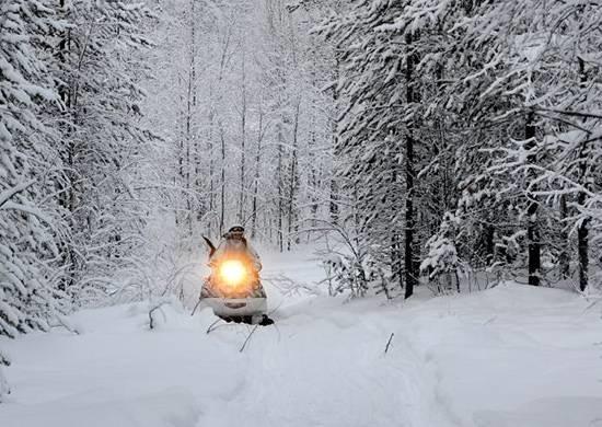 Новейшие армейские снегоходы А-1 поставлены в ДВОКУ