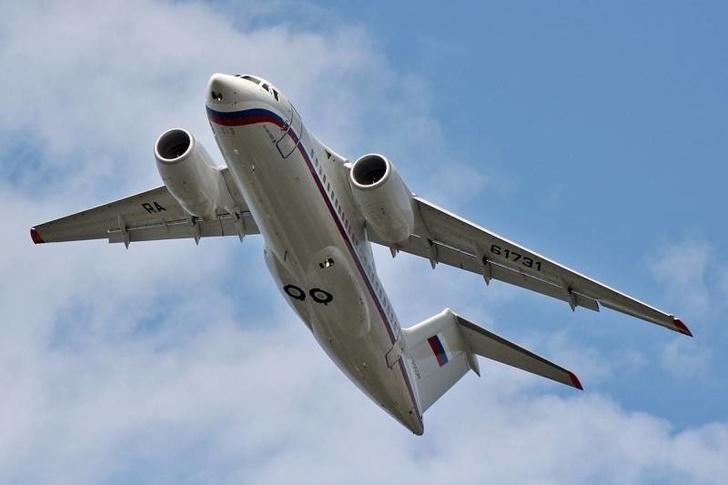 Два самолета Ан-148 пополнили авиапарк Южного военного округа
