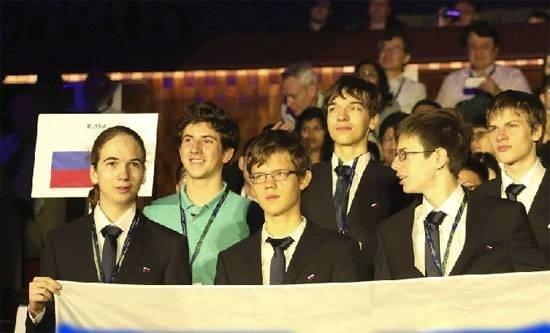 Чудо-команда: Четыре золота российских школьников на олимпиаде по физике