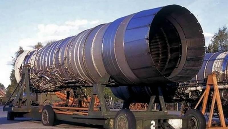 Двигатели второго этапа для Ту-160. О контракте на НК-32-02