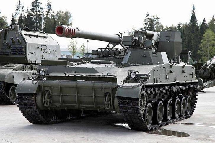 Партия военной техники поступила в Центр подготовки артиллерии