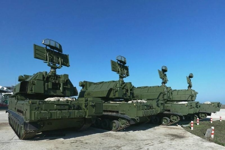 "Главную военно-морскую базу ЧФ прикроют ЗРК ""Тор-М2"""