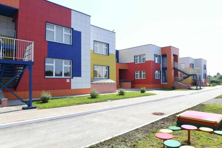 В Торопце открылся новый детский сад на 240 мест