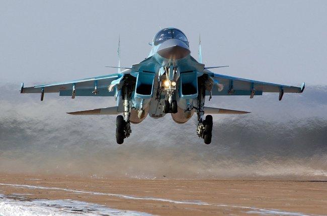 В зимнем периоде обучения налет экипажей ВВС РФ выполнен в полном объеме