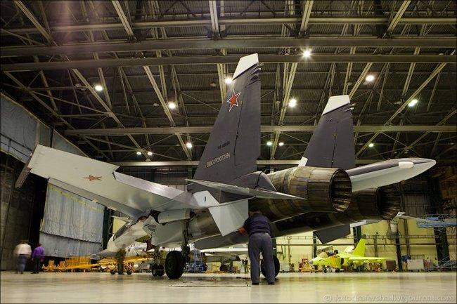 Су-30СМ для ВВС России