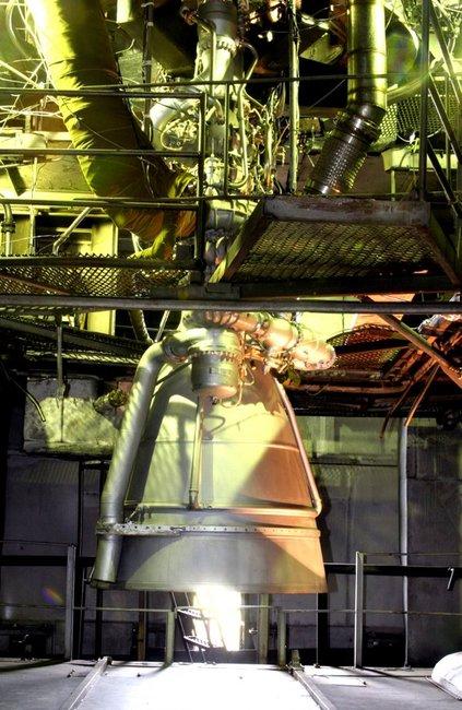 Российские двигатели НК-33/AJ26 вывели американскую ракету «Антарес» на запланированную орбиту