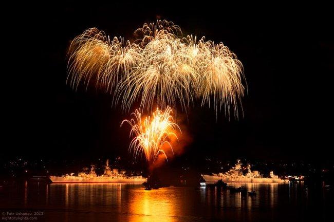 Севастополь - 230 лет Черноморскому флоту