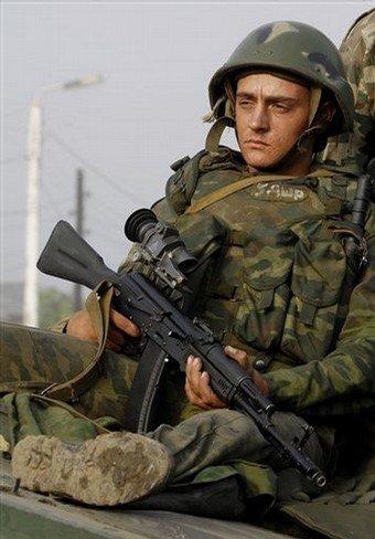 Героизм простых солдат