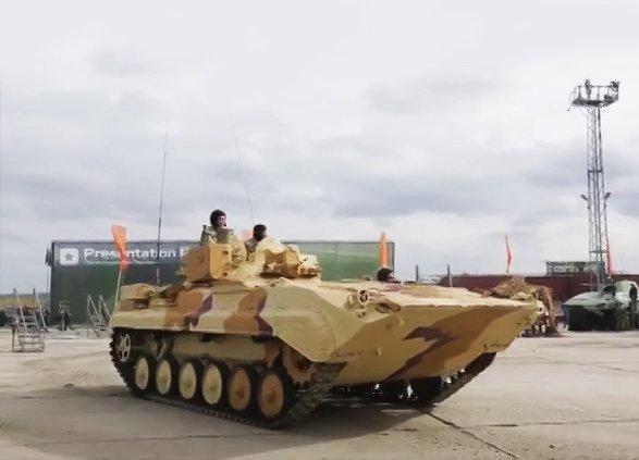 Артиллерийские разведчики ЮВО осваивают мобильные пункты разведки ПРП-4А «Аргус»