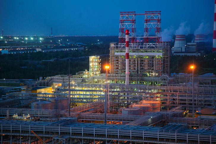 «Татнефть» запустила новый нефтеперерабатывающий завод