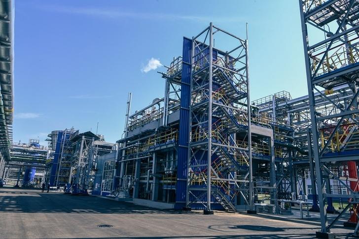 Производство изобутилена запущено в Татарстане