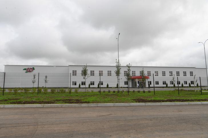 В Татарстане открыт новый мясокомбинат